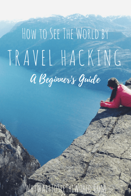 How to See The World by Travel Hacking