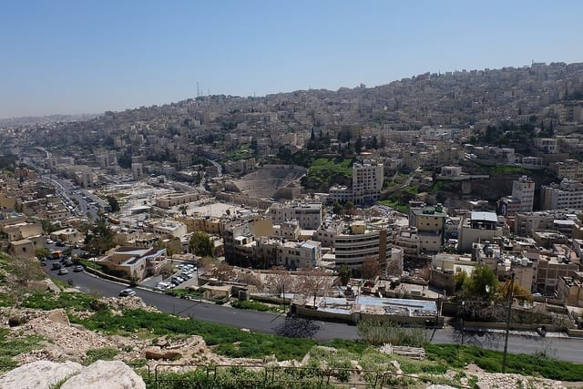 Exploring Amman, Jordan - How Safe is Jordan