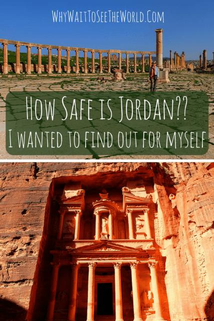 How Safe is Jordan?