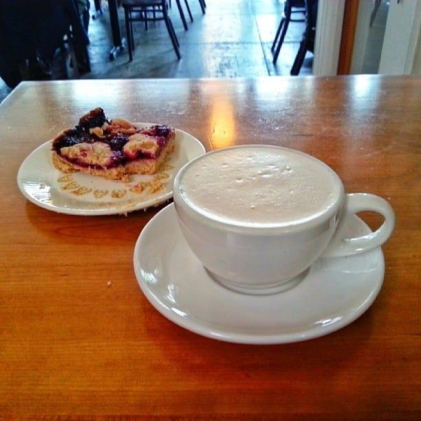 Best Coffee in Capitol Hill, Seattle: Vivace Sidewalk Bar