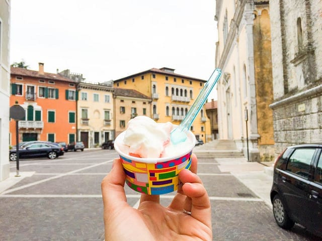 The Best Gluten Free Guide to Italy Tip - Fill Up on Gelato