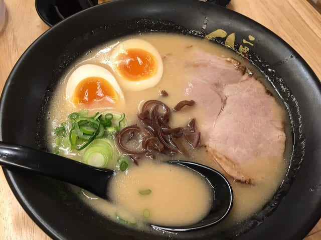 Emergency Ramen in Japan - When You Travel During Second Trimester Miss a Meal At Your Own Peril