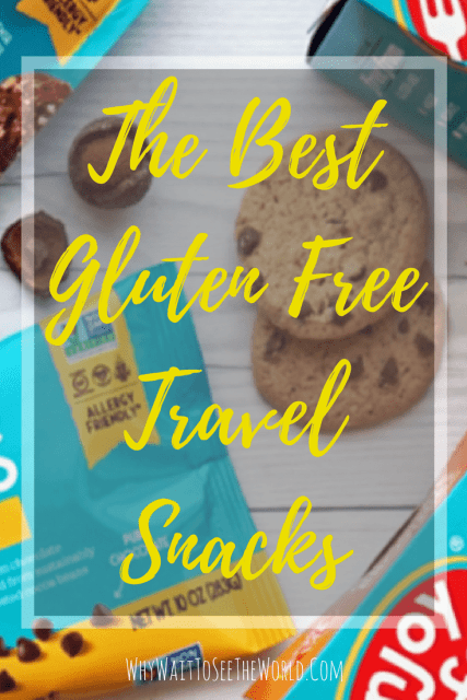 The Best Gluten Free Travel Snacks
