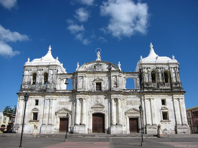 Explore the Old Capital of Nicaragua, Leon