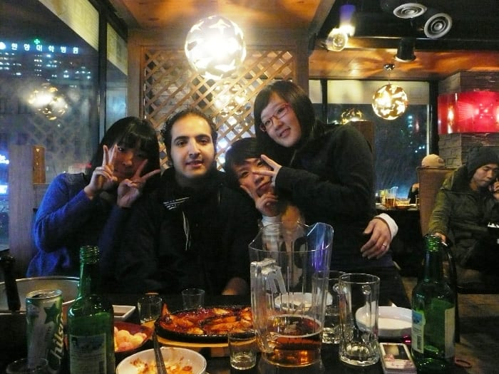 Don't Stay in the Foreign Bubble When You Teach in South Korea