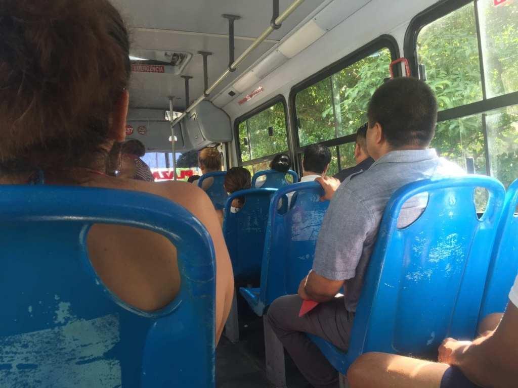 Off the beaten path of cancun