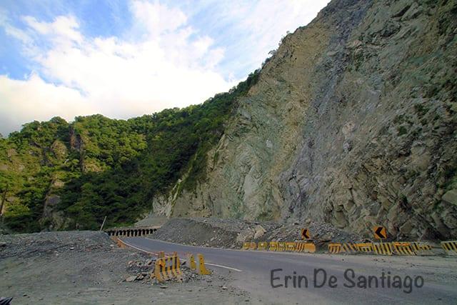 Watch for Landslides When You Visit Taroko Gorge
