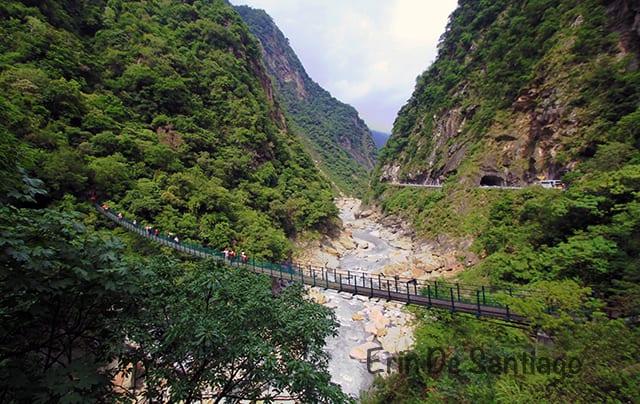 Taroko Gorge Permit Trail