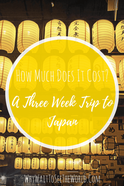 How Much Does a Trip to Japan Cost?