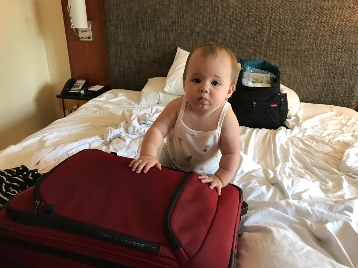Can You Travel With A Baby An Honest Review