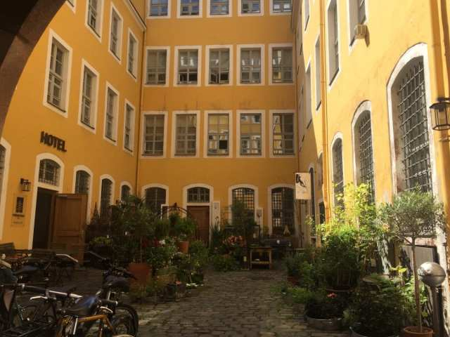 Hotel Fregehaus in Leipzig