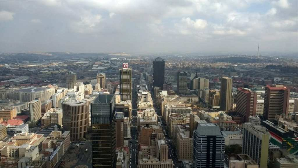 Johannesburg: Between Fear and Fascination