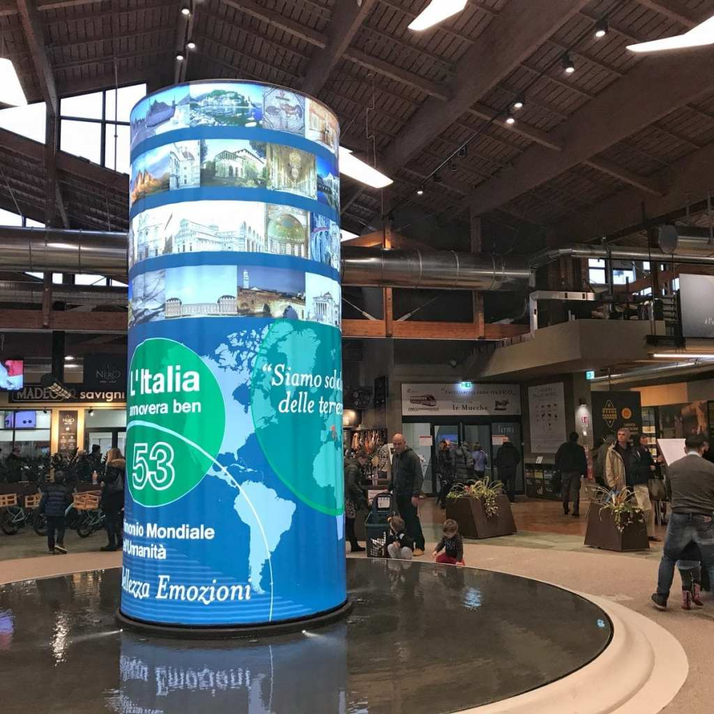 Fico Eataly - A Food Market on Steroids