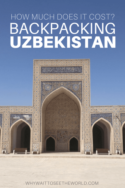 how much does it cost uzbekistan