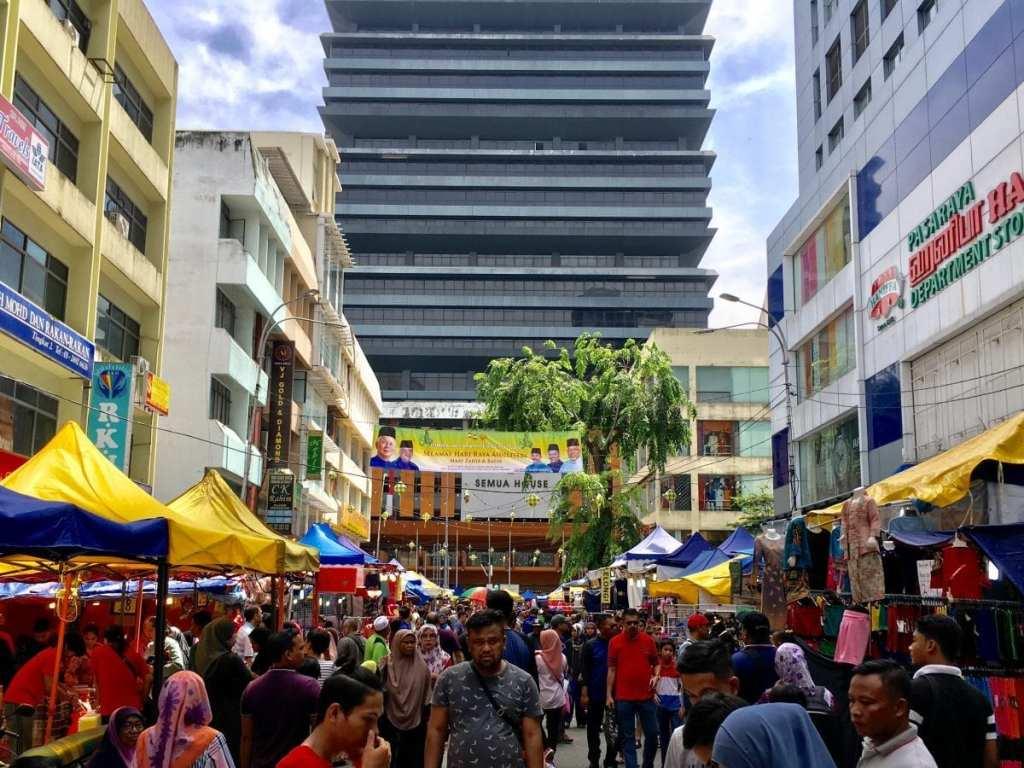 The Ramadan Market in Kuala Lumpur