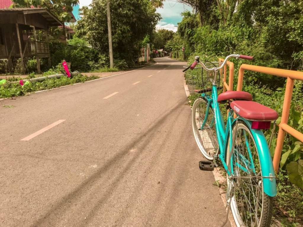 Bike Along a Country Road in Chiang Mai - Experience Chiang Mai like a Local and Escape the City