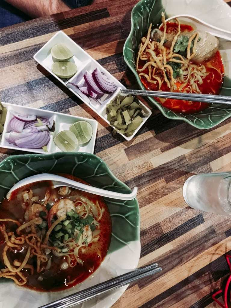 Street Food in Chiang Mai - Eat the Street Food to Experience Chiang Mai as a Local
