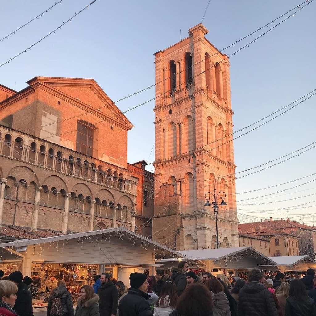 Christmas Eve in Ferrara - Travel Resolutions for 2018