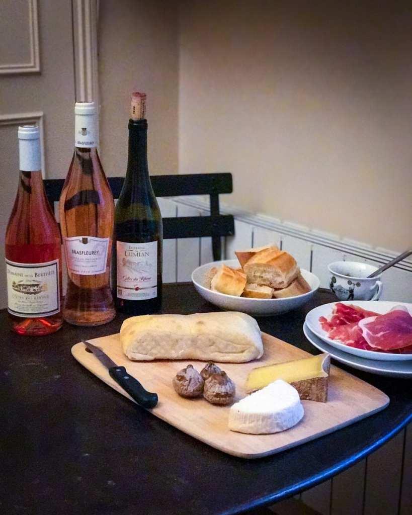 I definitely splurged on food during my trip to France!