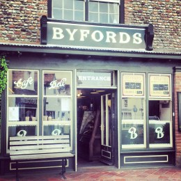 Byfords Holt Norfolk