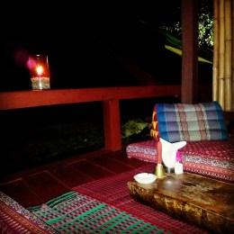cushions for lying down Crown Lanta Resort Reggae Bar