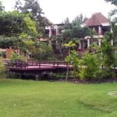 gardens trees Crown Lanta Resort