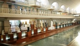swimming pool museum