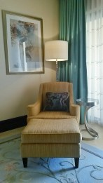 room interior RItz Carlton
