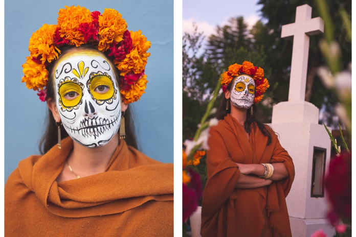 Day of the Dead (Dia de Muertos) in Oaxaca, Mexico