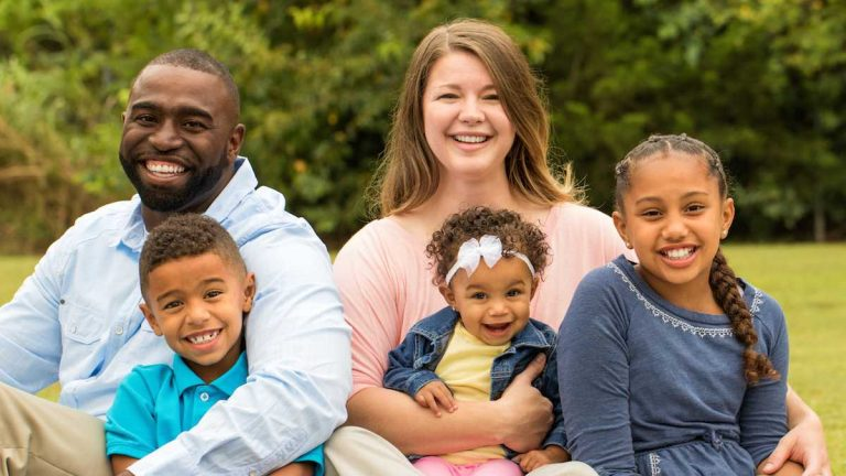 Raising Mixed-race Kids Who Feel Secure In Their Identity