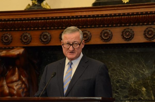 Kenney ends Philly police data-sharing deal with ICE to ...