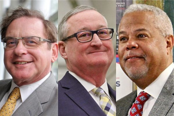 Why Philly's mayoral candidates are hardly campaigning - WHYY