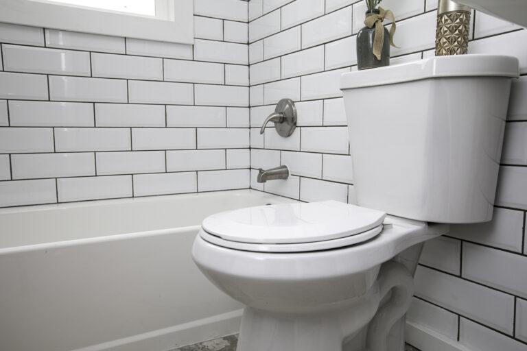 1918 pandemic inspired the modern bathroom