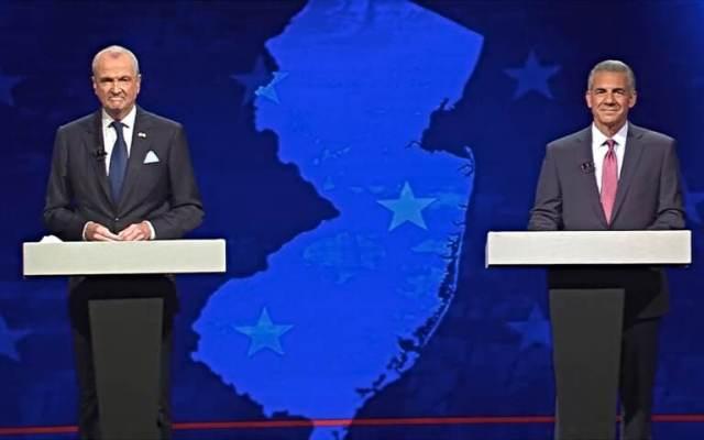 2021 NJ Governor Race Polls -Murphy 48.7%,  Ciattarelli 40.3%; Ciattarelli to surge after debate?