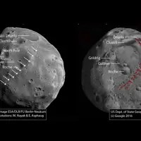 Mystery of why Mars has two moons is solved WIRED UK