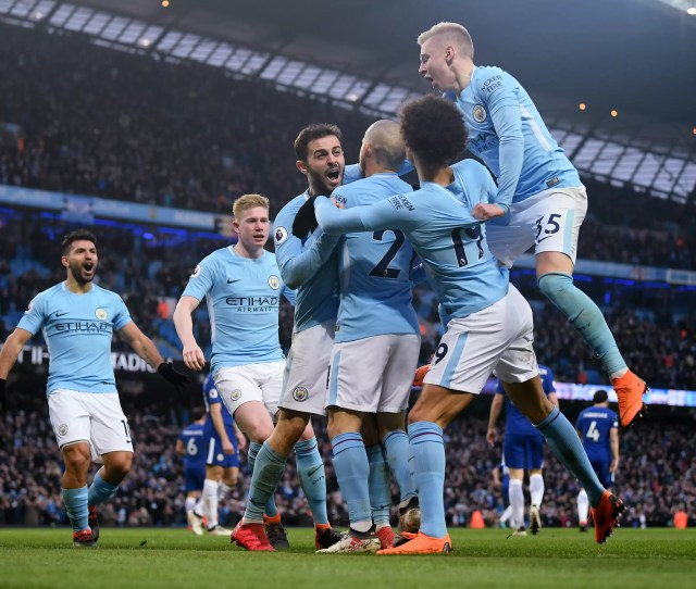 The Stats That Show Why Man City Will Retain The Premier League Wired Uk