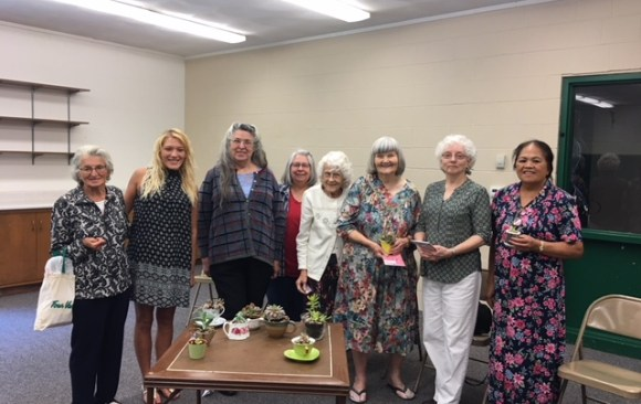 Woodland Women's Ministry Report