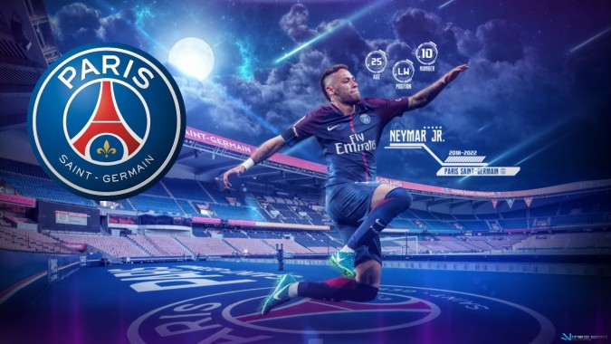 hd neymar wallpaper psg psg wallpaper