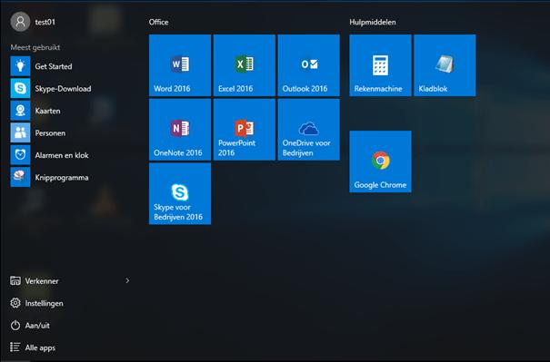 Windows 10 Wanted StartMenu - LayoutModification.xml