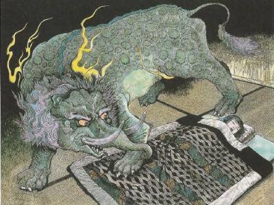 Baku, Binatang Suci Pemakan Mimpi Buruk Manusia 47