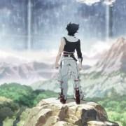 "Sutradara Code Geass Goro Taniguchi, Penulis Promare Kazuki Nakashima Membuat Anime TV ""Back Arrow"" 18"