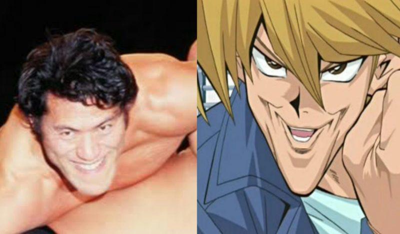 """Sutradara Animasi Yu-Gi-Oh! Mengkonfirmasi Bahwa """"Dagu Joey"""" Terinspirasi Dari Pegulat Antonio Inoki 1"""