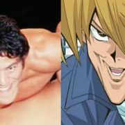 """Sutradara Animasi Yu-Gi-Oh! Mengkonfirmasi Bahwa """"Dagu Joey"""" Terinspirasi Dari Pegulat Antonio Inoki 12"""
