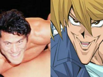 """Sutradara Animasi Yu-Gi-Oh! Mengkonfirmasi Bahwa """"Dagu Joey"""" Terinspirasi Dari Pegulat Antonio Inoki 33"""
