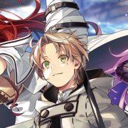 Mushoku Tensei (Sebuah Novel, Manga, Dan Anime Nantinya) 1