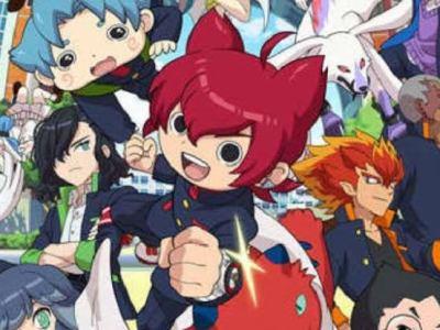 Anime TV Yo-kai Watch Baru Dapatkan Game 21