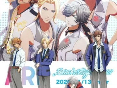 Anime TV ARP Backstage Pass Akan Memiliki 11 Episode 1
