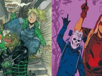Blu-ray Disc Anime Dorohedoro Memiliki 12 Episode TV Ditambah 6 Episode OVA 14