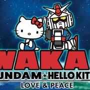 Kolaborasi Gundam vs. Hello Kitty Telah Rilis PV Terakhir 9