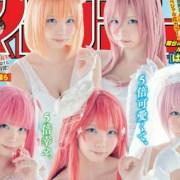 Cosplayer Enako Bercosplay Menjadi Kelima Saudara Kembar Dari Anime The Quintessential Quintuplets 15